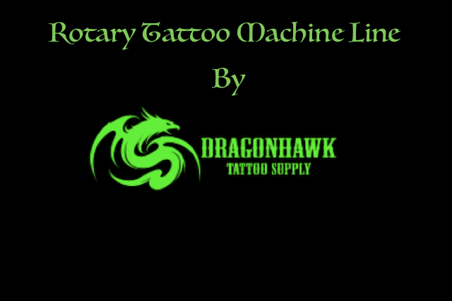Dragonhawk Tattoo Machine
