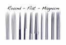 Tattoo Needles - What you Need to Know - TMA