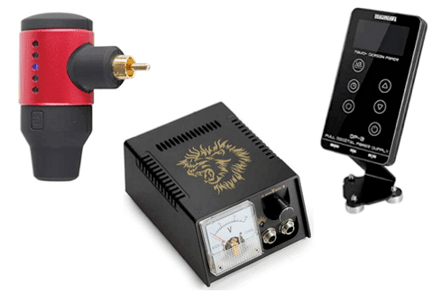 Tattoo Machine Power Supply Basics and Guide 2019 and 2020