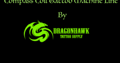 Compass Tattoo Machine Reviews Coil Line by Dragonhawk Tattoo Sypply