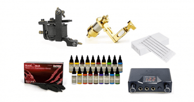 Tattoo Kits Explained: Professional and Beginners Guide