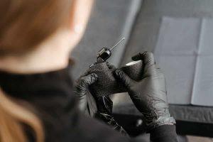 How to tune a tattoo machine - rotary models