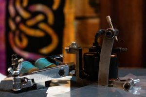Search For Specific Tattoo Machines photo by Jacob Campbell from Unsplash