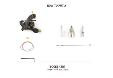 How to Put a Tattoo Machine Together (Step-by-Step for Beginners) TMA